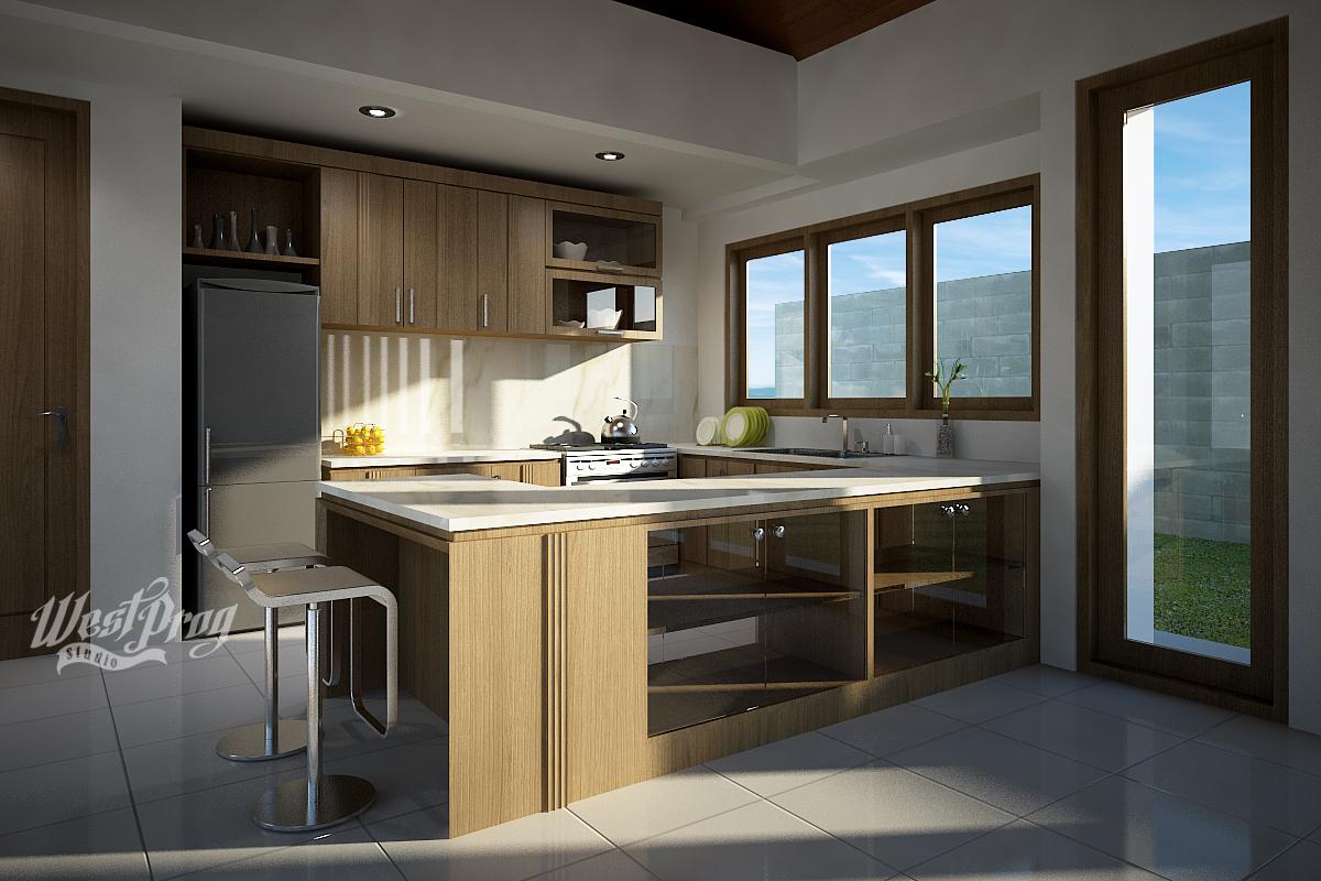 Dapur Rumah Watu Gede