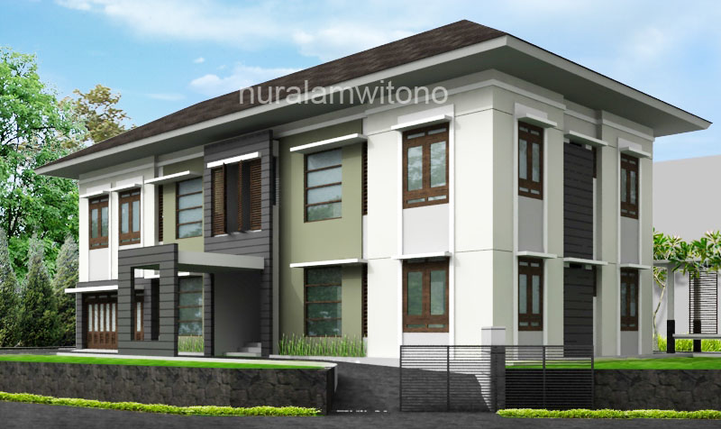 Wiedradjad House At Cibubur