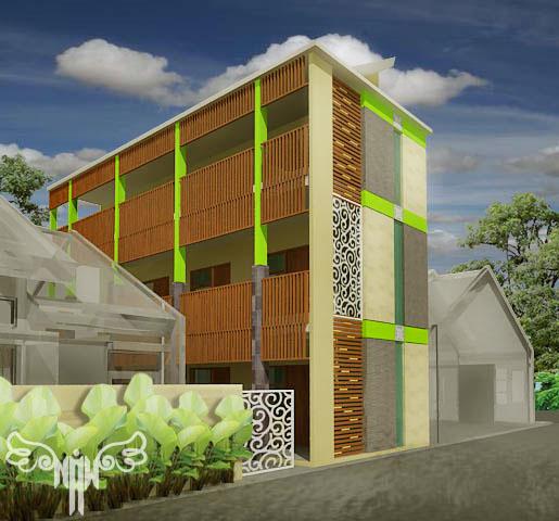 MR.Bowo Dormitory at Yogyakarta