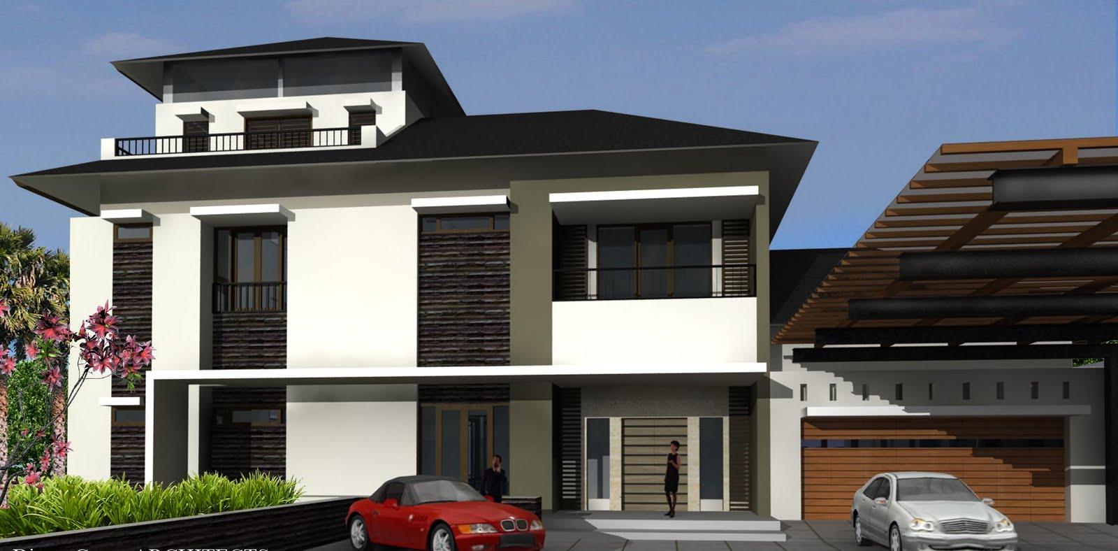 Rumah Pak Ahong At Jambi