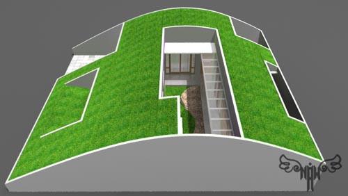 Green House At Wates