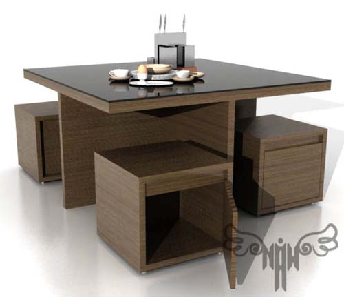 Meko Dining Set